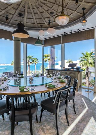 Maiden Shanghai Chinese Restaurant With Karaoke Room At Five Palm Jumeirah