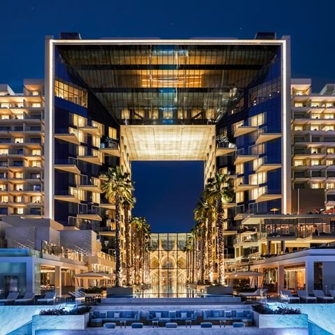 Five Hotels and Resorts   Luxury Hotels and Resorts in Dubai